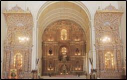 Church Jesus,Daman and Diu, Daman and Diu Tourism, Daman and Diu Hotels, Daman and Diu Travel, Places to see in Daman and Diu, Places to stay in Daman and Diu City, Visit Daman and Diu City