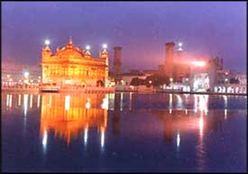 Earlyu Morning at Golden Temple