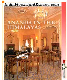 Ananda in the Himalayas - A Three Star Hotel in Rishikesh