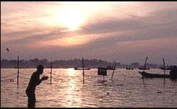 Evening Prayer at Har Ki Pauri, Tourism in Haridwar