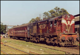 Train to Haridwar Station