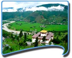 Paro Valley, Tourist Attractions in Bhutan