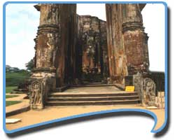 Polon Naruwa, Tourist Places Beyond India