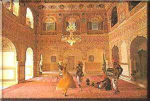 Samode Palace - Jaipur