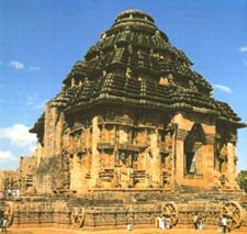 Surya Temple of Konark