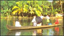 Lake in Madurai
