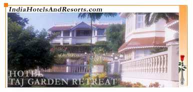 Taj Garden Retreat - A Five Star Hotel in Madurai