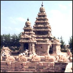 Rock Cut in Mahabalipuram