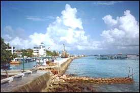 Male - The Capital of Maldives