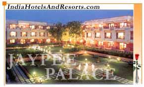 Hotel Jaypeepalace, Agra