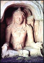 votive stupa Nalanda