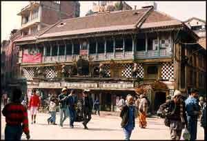 Nepal-market