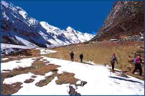 mountain-trakking