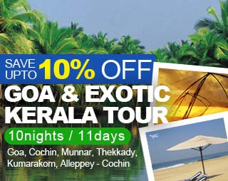 Goa Exotic Kerala Tour