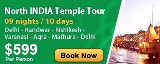 North India Temple tour