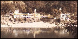 Raghu Temple in Rishikesh