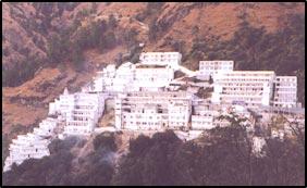 Vaishno Devi Bhawan View