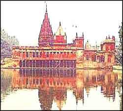 Durga Temple in Varanasi