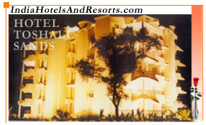 Hotel Toshali Sands - A Four Star Hotels in Puri